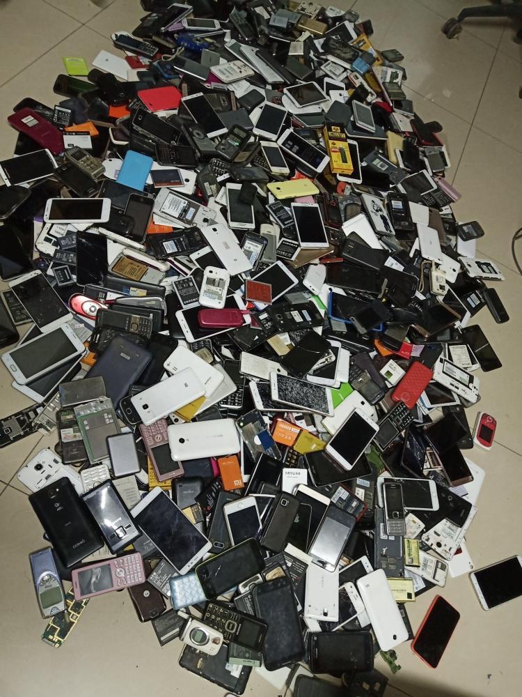 为什么要进行旧手机回收