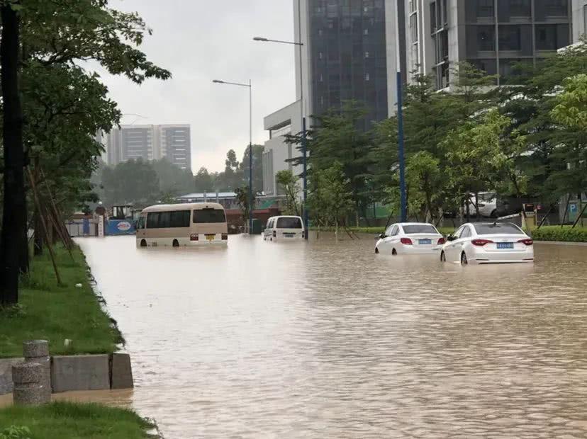 极端暴雨天气的求生法则是什么?是如何分级的?