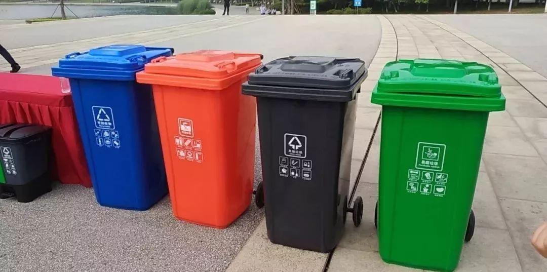 垃圾分类需牢记!